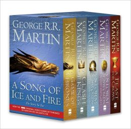 Game of Thrones: The Story Continues: A Song of Ice and Fire: Volumes 1-4 (a Game of Thrones