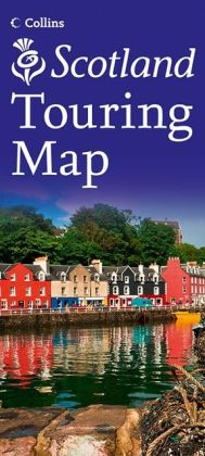 Visit Scotland Touring Map