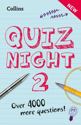 Collins Quiz Night 2