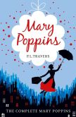 Book Cover Image. Title: Mary Poppins - the Complete Collection, Author: P.L. Travers