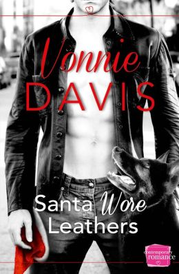 Santa Wore Leathers: A Novella (HarperImpulse Contemporary Romance)
