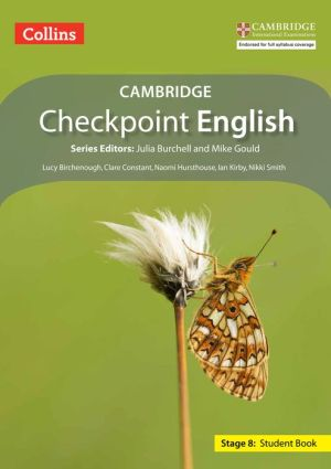 Collins Cambridge Checkpoint English - Stage 8: Student Book