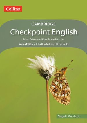Collins Cambridge Checkpoint English - Stage 8: Workbook