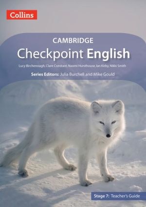 Collins Cambridge Checkpoint English - Stage 7: Teacher Guide