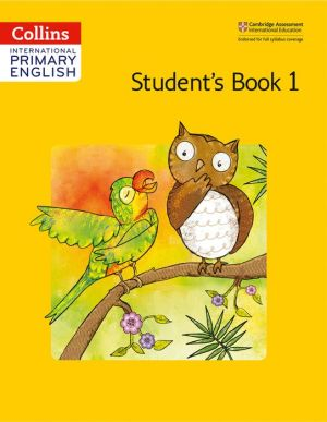 Collins International Primary English - Cambridge Primary English Student's Book 1