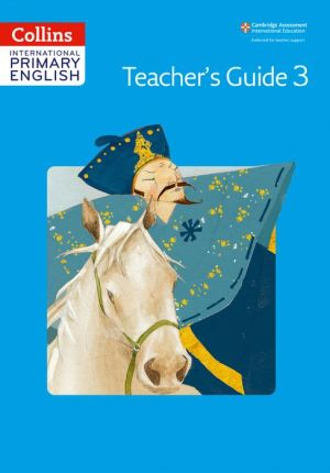Collins International Primary English - Cambridge Primary English Teacher's Book 3
