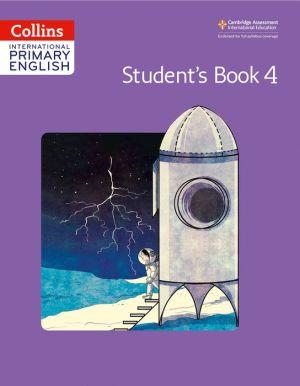 Collins International Primary English - Cambridge Primary English Student's Book 4