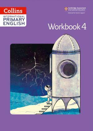 Collins International Primary English - Cambridge Primary English Workbook 4