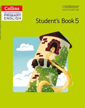 Collins International Primary English - Cambridge Primary English Student's Book 5