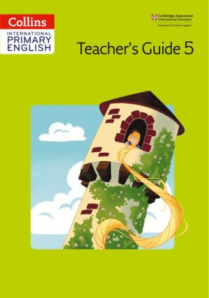 Collins International Primary English - Cambridge Primary English Teacher's Book 5