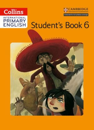 Collins International Primary English - Cambridge Primary English Student's Book 6