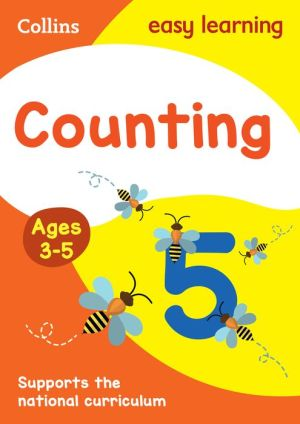 Collins Easy Learning Preschool - Counting Ages 3-5: New Edition