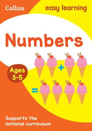 Collins Easy Learning Preschool - Numbers Ages 3-5: New Edition