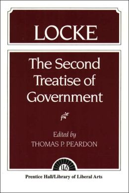 Locke : The Second Treatise of Government Locke