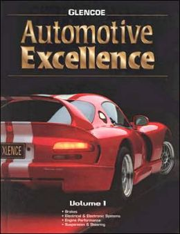 Automotive Excellence, Volume 1, Student Text
