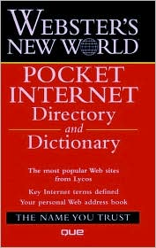 Pocket Internet Directory Dictionary