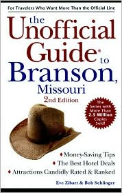 Unofficial Guide To Branson Missouri 1999