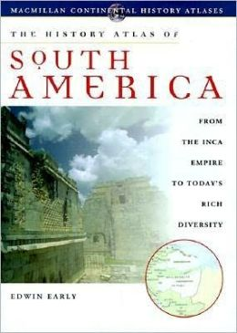 The History Atlas of South America