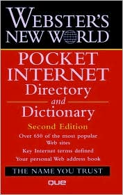 Pocket Internet Directory and Dictionary