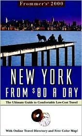 Frommer's: New York from $ 80 a Day (2000)
