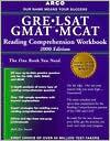 GRE GMAT LSAT MCAT Reading Comprehension Workbook