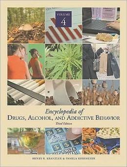 Encyclopedia of Drugs, Alcohol & Addictive Behavior