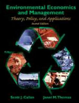 Environmental Economics and Management: Theory, Policy, and Applications, Updated