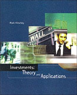 Investments: Theory and Applications