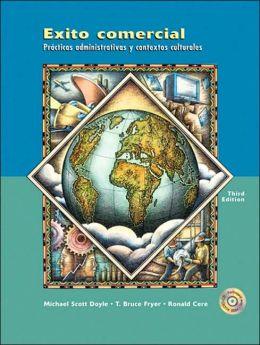 Exito Comercial: Practicas Administration y Contextos Culturals