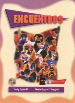 Encuentros Text/Audio CD/CD-ROM/E-Sam CD-ROM Pkg.