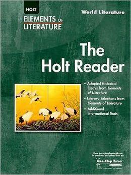 World Literature: Reader