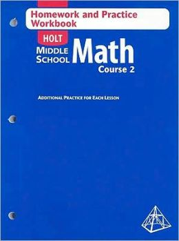 Holt rinehart and winston homework help