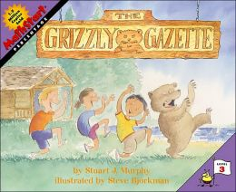 The Grizzly Gazette: Percentage (MathStart 3 Series)