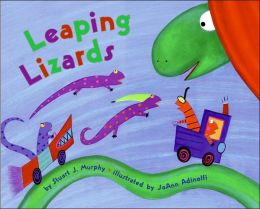 Leaping Lizards: Counting (MathStart 1 Series)