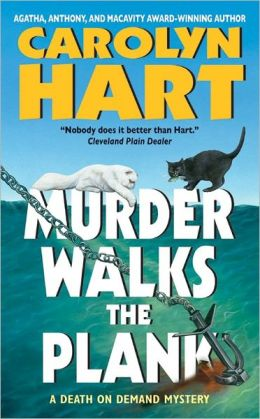 Murder Walks the Plank (Death on Demand Series #15)