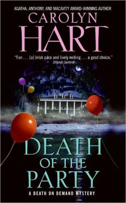 Death of the Party (Death on Demand Series #16)