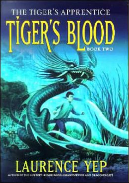 Tiger's Blood: The Tiger's Apprentice Series #2