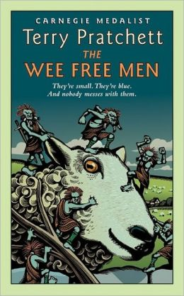 The Wee Free Men: The First Tiffany Aching Adventure (Discworld Series #30)