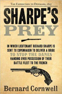 Sharpe's Prey (Sharpe Series #5)