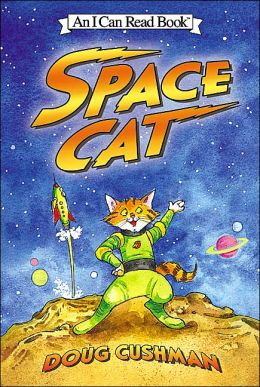 Space Cat (I Can Read Book 1 Series)