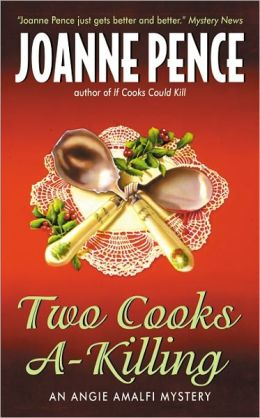 Two Cooks A-Killing (Angie Amalfi Series #11)
