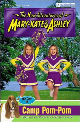 The Case of Camp Pom-pom (The New Adventures of Mary-Kate & Ashley Series #36)