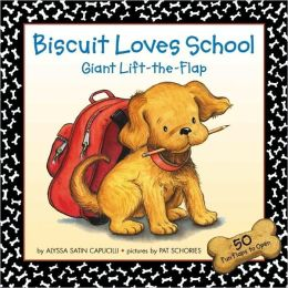 Biscuit Loves School