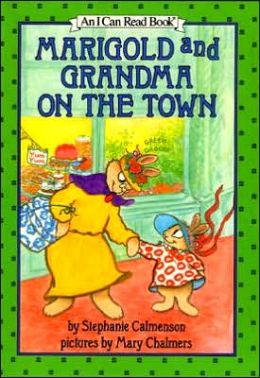 Marigold and Grandma on the Town: (I Can Read Book Series: Level 2)