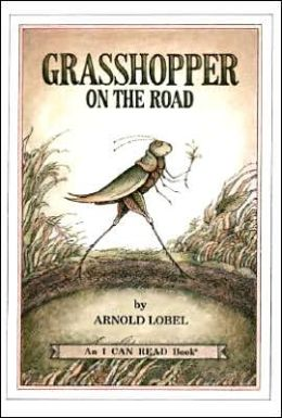 Grasshopper on the Road (I Can Read Book Series: Level 2)