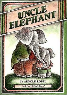 Uncle Elephant (I Can Read Book Series: Level 2)