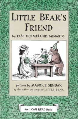 Little Bear's Friend (I Can Read Book 1 Series)