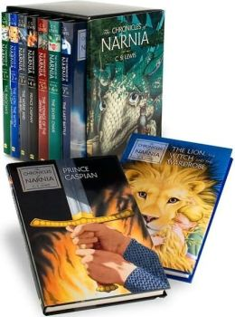 The Chronicles of Narnia Hardcover (Boxed Set)
