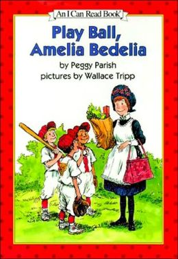 Play Ball, Amelia Bedelia (I Can Read Book Series)