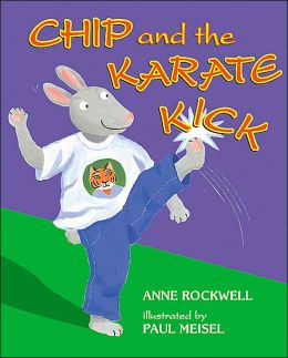 Chip and the Karate Kick
